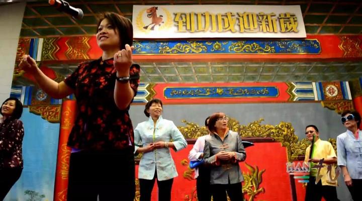 CATHOLIC PARISH CHINESE NEW YEAR CARNIVAL 2014 HIGHLIGHTS