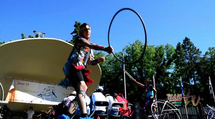 NATIVE AMERICAN HOOP DANCE UNCUT