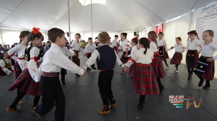 CALGARIANS CELEBRATING SERBIAN FEST 2014
