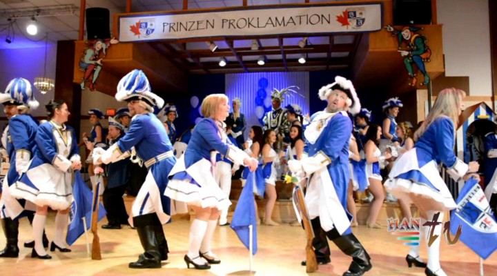 KARNEVAL PRINZENPROKLAMATION 2014
