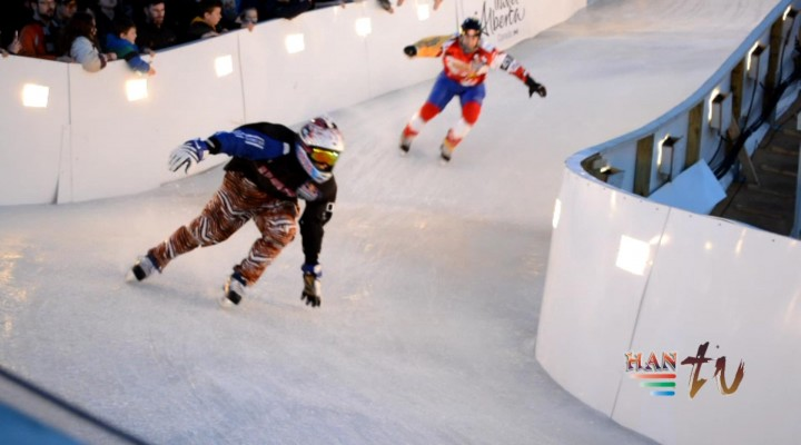 RED BULL CRASHED ICE EDMONTON 2015