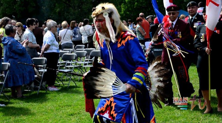 NATIONAL ABORIGINAL DAY AT LEGISLATURE GROUNDS 2014