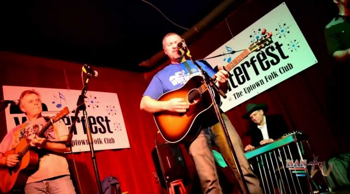 THE UPTOWN FOLK CLUB WINTERFEST 2014 HIGHLIGHTS
