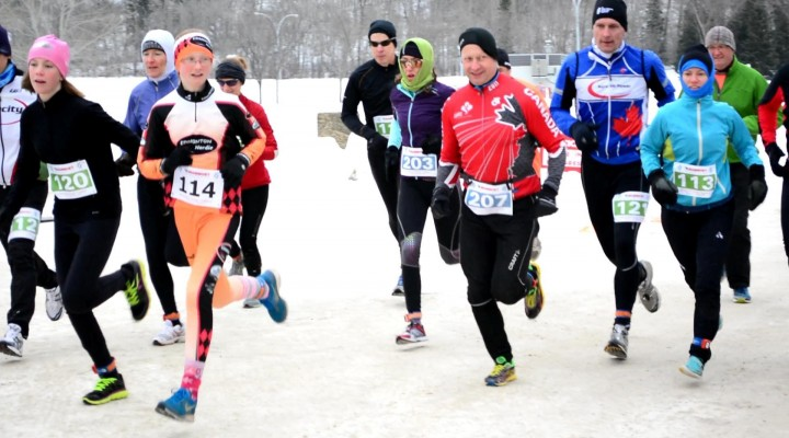 EDMONTON WINTER TRIATHLON 2014
