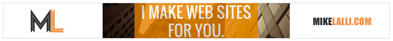 Mike Lalli Web Design