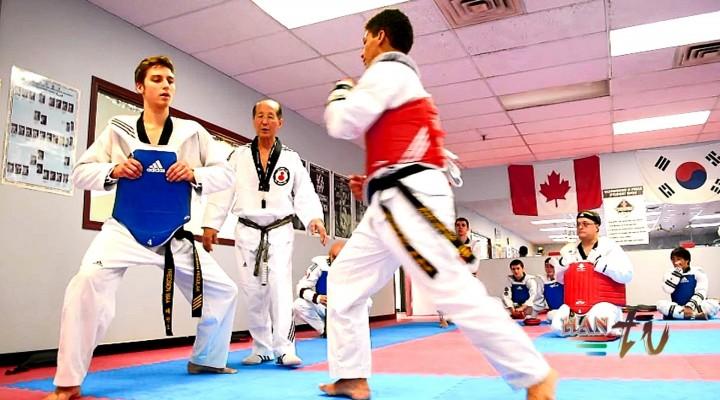 CANADIAN TAEKWONDO ICON VISITS TO EDMONTON