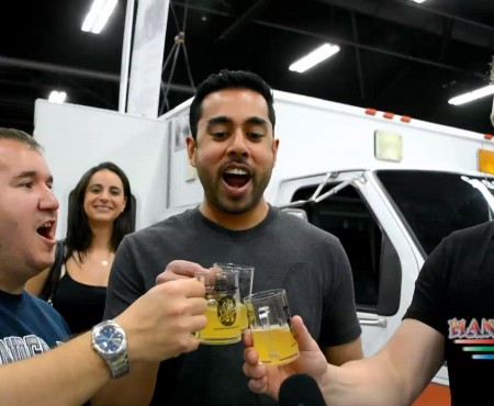 CHEERS! EDMONTON CRAFT BEER FEST 2015