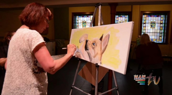 ART COMBAT FOR ANIMAL RESCUE 2014