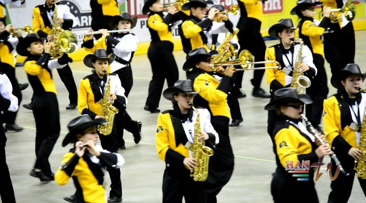 MARCHING SHOWBAND CLASSIC 2014 HIGHLIGHT