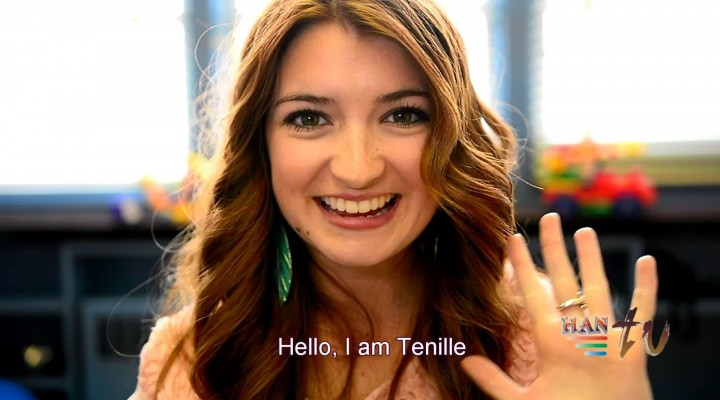 MEET TENILLE A RISING STAR IN CHENGDU CHINA 2014