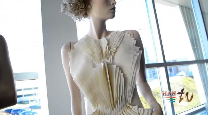 HANJI CLOTHING EXHIBITION 2014