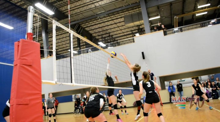 VOLLEYBALL U16 GIRLS TOURNAMENT 2015
