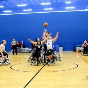 Wheelchair Basketball A Fun Sport of Inclusion