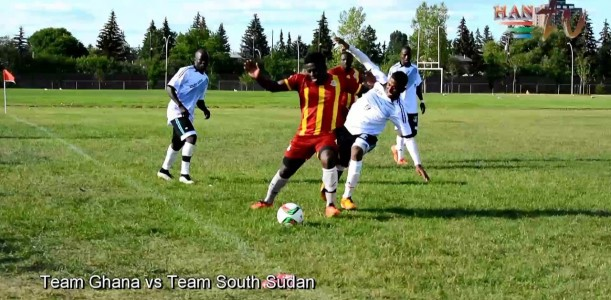 All Africa Soccer Games Tournament