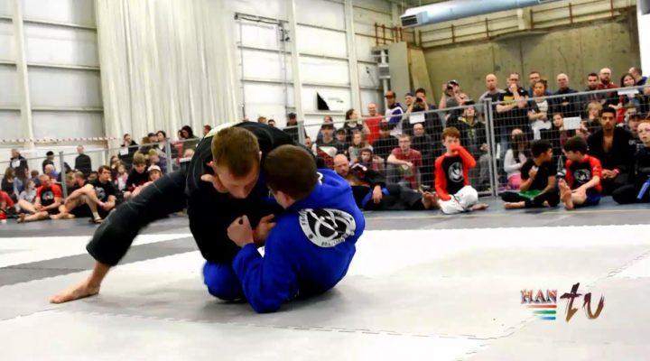 Brazilian Jiu Jitsu Tournament Edmonton