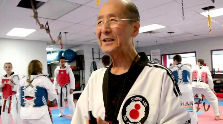 Canadian Taekwondo Icon 2nd Visits to Edmonton